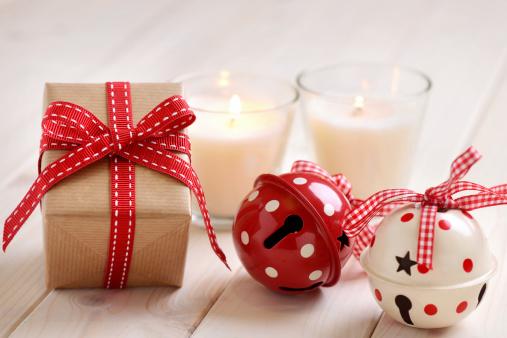 Chinese Lantern Lily「Christmas present」:スマホ壁紙(19)