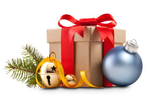 Bell「Christmas present with decoration」:スマホ壁紙(3)