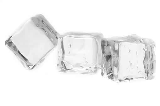 霜「3 icecubes」:スマホ壁紙(11)