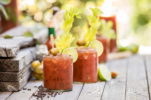 Juice - Drink「Bloody Mary's」:スマホ壁紙(7)
