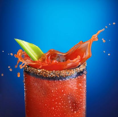 Vegetable Juice「Bloody Mary」:スマホ壁紙(3)