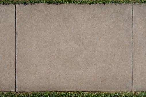 Concrete「Sidewalk section from overhead」:スマホ壁紙(2)