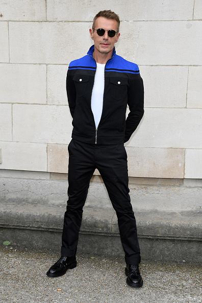 ディオール オム「Dior Homme : Front Row  - Paris Fashion Week - Menswear Spring/Summer 2018」:写真・画像(5)[壁紙.com]