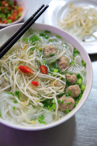 Bean Sprout「Beef ball Pho」:スマホ壁紙(12)