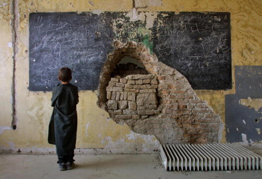 Destruction「Kabul High School Ruins」:写真・画像(11)[壁紙.com]