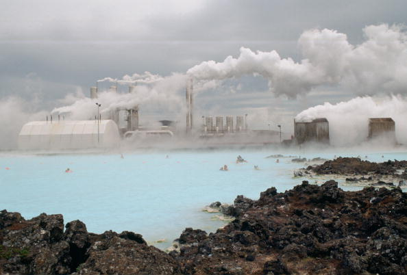 Health Spa「Blue Lagoon, Iceland」:写真・画像(10)[壁紙.com]