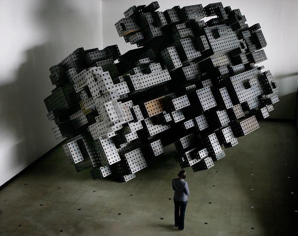 Hayward Gallery「Antony Gormley Exhibition Opens At The Hayward Gallery」:写真・画像(13)[壁紙.com]