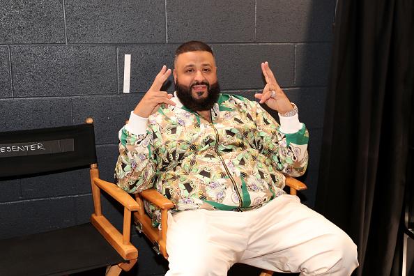 DJ Khaled「2018 iHeartRadio Music Awards - Backstage」:写真・画像(1)[壁紙.com]