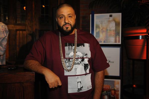 DJ Khaled「UrbanDaddy Presents Grey Goose Le Melon Fruit Of Kings - New York City」:写真・画像(7)[壁紙.com]