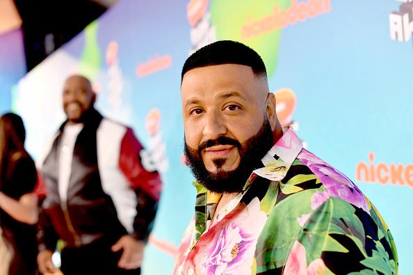 DJ Khaled「Nickelodeon's 2019 Kids' Choice Awards - Red Carpet」:写真・画像(2)[壁紙.com]