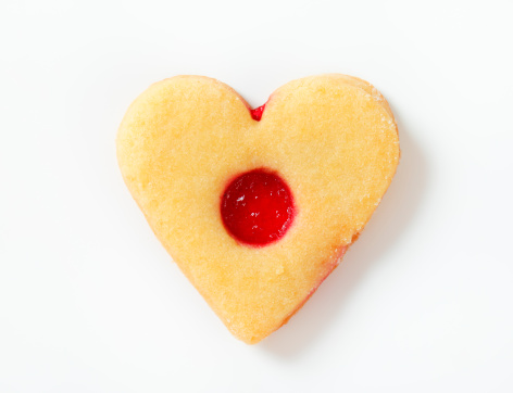 Stuffing - Food「linz cookie (jam shortbread buiscuit)」:スマホ壁紙(3)