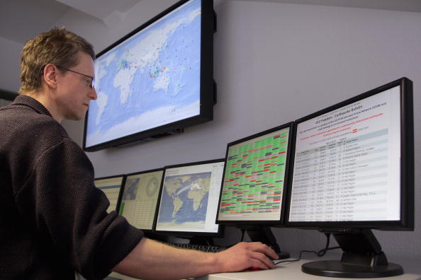 Alertness「GFZ Monitor The Earthquake Activity In the Caribbean Region」:写真・画像(5)[壁紙.com]