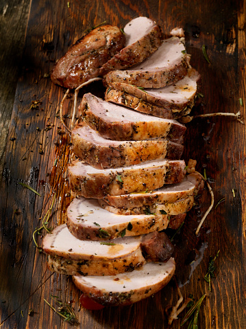 Roasted「Boneless Pork Rib Roast」:スマホ壁紙(1)