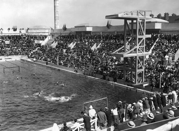オリンピック「Olympic Pool」:写真・画像(1)[壁紙.com]