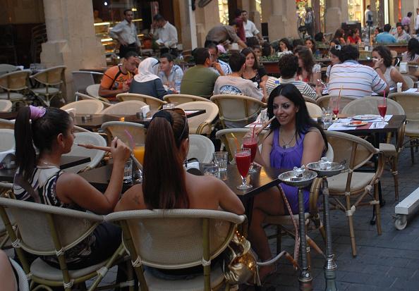 Middle Eastern Ethnicity「Beirut Cafe」:写真・画像(7)[壁紙.com]