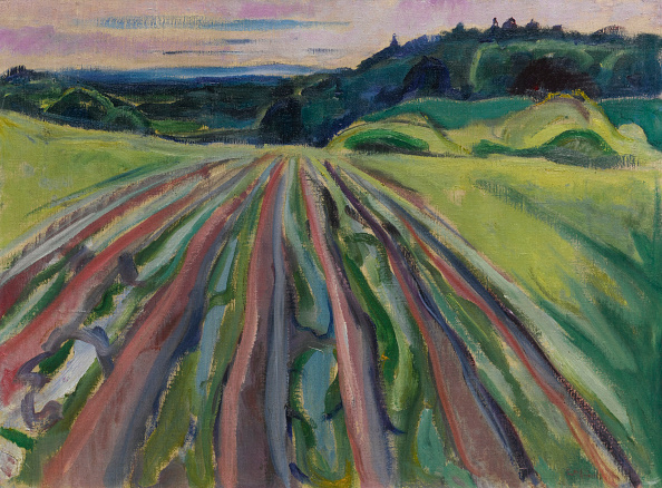 Painting - Activity「Ploughed Field 1916」:写真・画像(7)[壁紙.com]
