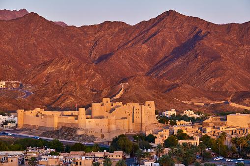 UNESCO「Oman, Ad-Dakhiliyah Region, Bahla Fort」:スマホ壁紙(2)
