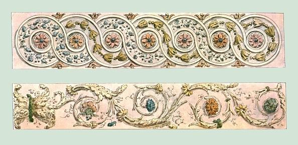 Ornate「Foliage Border Designs」:写真・画像(17)[壁紙.com]