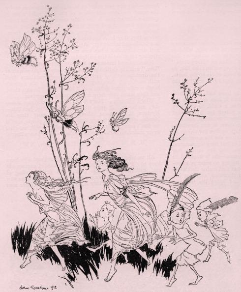 Fairy「Peter Pan in Kensington Gardens」:写真・画像(17)[壁紙.com]