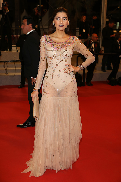 """Maroon Lipstick「""""The Gangster, The Cop, The Devil"""" Red Carpet - The 72nd Annual Cannes Film Festival」:写真・画像(3)[壁紙.com]"""