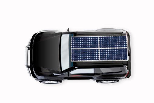 Solar Energy「Solar car」:スマホ壁紙(13)