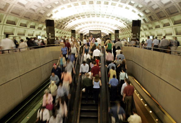 Washington DC「Transit Security Increased After London Blasts」:写真・画像(5)[壁紙.com]