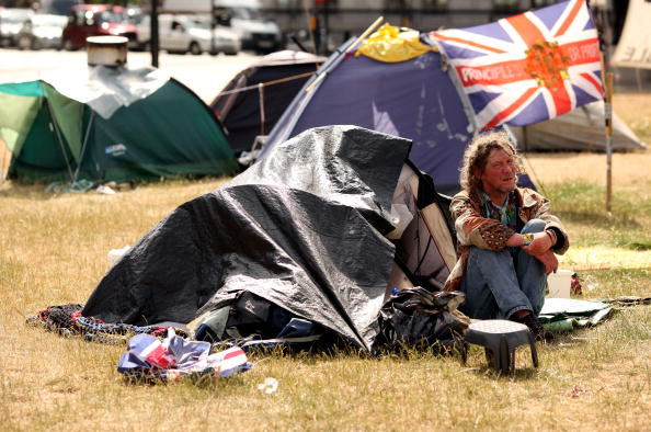 Recreational Pursuit「Parliament Square Protesters Lose Right To Occupy The Lawn」:写真・画像(8)[壁紙.com]