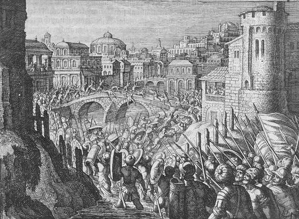 胸を打つ「Conquest Of Babylon」:写真・画像(1)[壁紙.com]