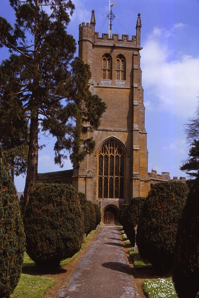 Footpath「Church Of All Saints」:写真・画像(6)[壁紙.com]