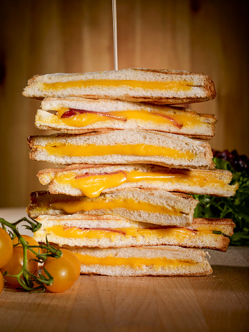 Toasted Food「Fresh cheese toast」:スマホ壁紙(8)