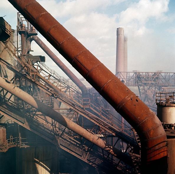 Rusty「Consett Steelworks」:写真・画像(4)[壁紙.com]