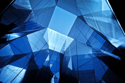 Postmodern「Modern Glass Architecture」:スマホ壁紙(12)