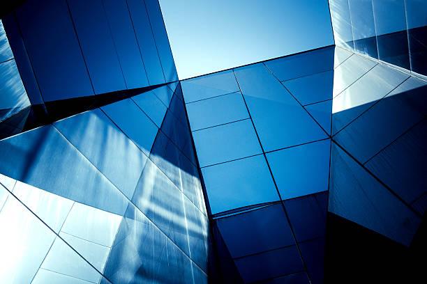 Modern Glass Architecture:スマホ壁紙(壁紙.com)
