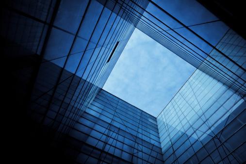 Postmodern「Modern Glass Architecture」:スマホ壁紙(7)