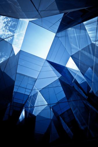 Postmodern「Modern Glass Architecture」:スマホ壁紙(3)