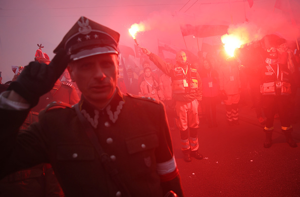 Anniversary「Poland Marks 100th Anniversary Of Independence」:写真・画像(13)[壁紙.com]