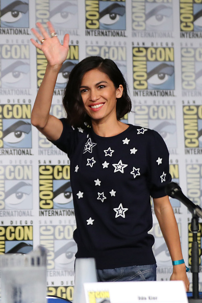 """Comic con「Comic-Con: David Tennant, Katheryn Winnick, Elodie Yung and Udo Kier at """"Call of Duty: WWII Nazi Zombies"""" Panel」:写真・画像(11)[壁紙.com]"""