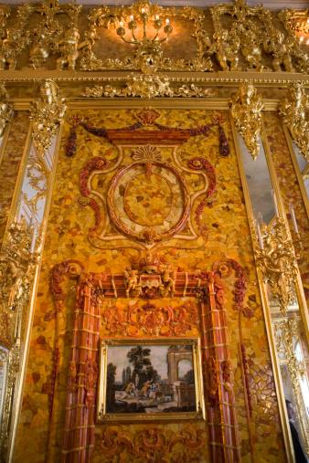 Restoring「Restored Amber Room in Catherine Palace, Tsarskoye Selo.」:スマホ壁紙(5)