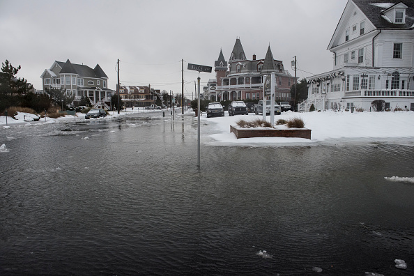 2016 Winter Storm Jonas「Huge Snow Storm Slams Into Mid Atlantic States」:写真・画像(16)[壁紙.com]