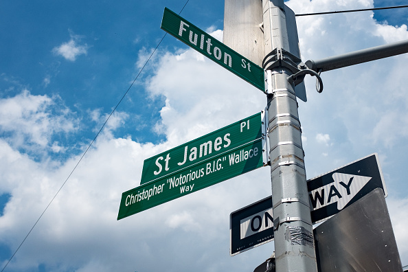Street「Notorious B.I.G. Street Sign」:写真・画像(13)[壁紙.com]