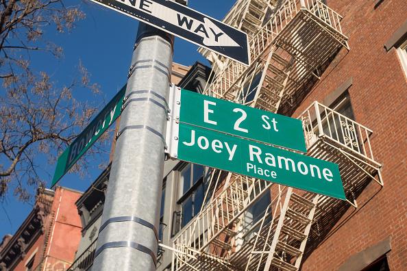 Lower East Side Manhattan「Joey Ramone Place」:写真・画像(4)[壁紙.com]
