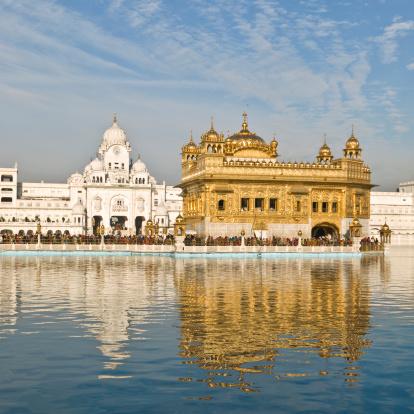 Punjab - India「Golden Temple, Amritsar, India」:スマホ壁紙(17)