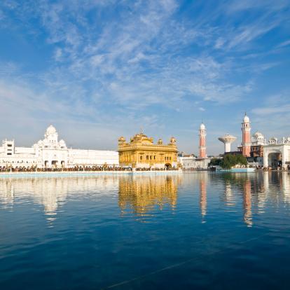 Punjab - India「Golden Temple, Amritsar, India」:スマホ壁紙(1)