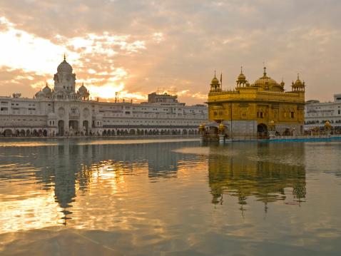 Punjab - India「Golden Temple, Amritsar, India」:スマホ壁紙(10)