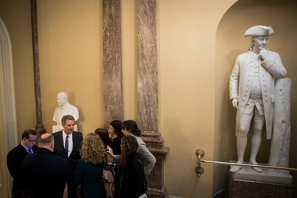 Politics「U.S. Congress Wrangles With Agreement To Solve Government Shutdown」:写真・画像(13)[壁紙.com]