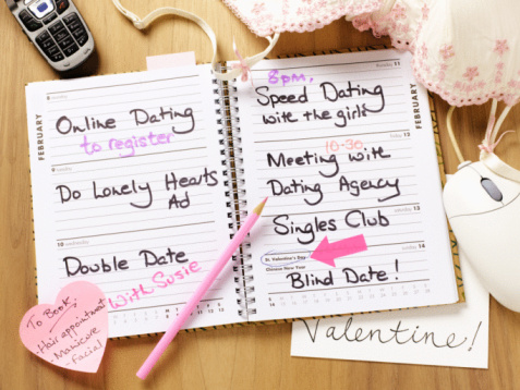 Dating「Lonely hearts diary open.」:スマホ壁紙(4)
