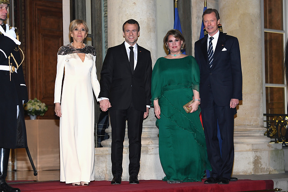 Luxembourg Royalty「Official Visit Of Grand-Duke Henri Of Luxembourg and Grand-Duchess Maria Teresa Of Luxembourg : Day Two」:写真・画像(15)[壁紙.com]