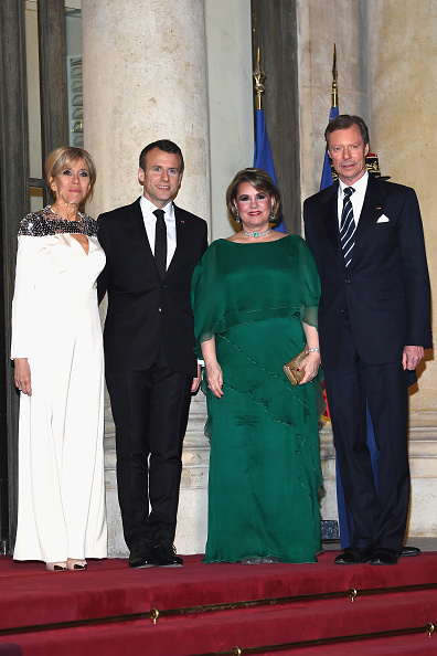 Luxembourg Royalty「Official Visit Of Grand-Duke Henri Of Luxembourg and Grand-Duchess Maria Teresa Of Luxembourg : Day Two」:写真・画像(14)[壁紙.com]