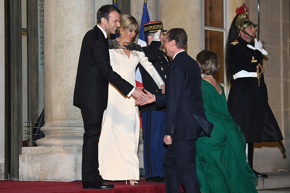 Luxembourg Royalty「Official Visit Of Grand-Duke Henri Of Luxembourg and Grand-Duchess Maria Teresa Of Luxembourg : Day Two」:写真・画像(9)[壁紙.com]