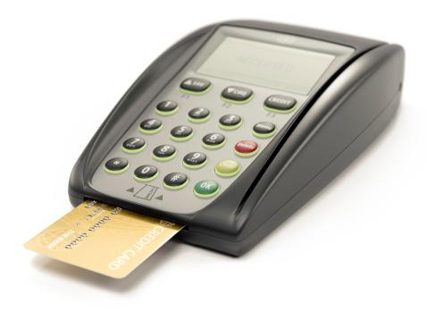 Credit Card Purchase「Paying」:スマホ壁紙(4)